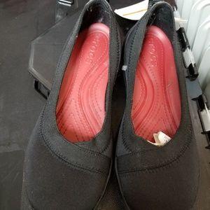 Croc Flats